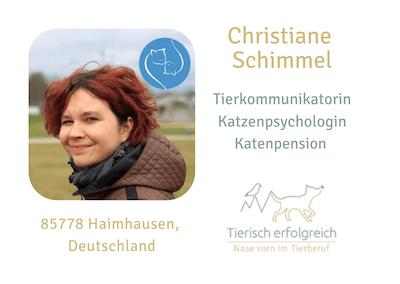 Christiane Schimmel - Übersicht