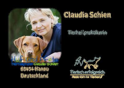 Claudia Schien Huf und Pfote Übersicht