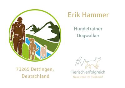 Erik Hammer - Der Dogwalker - Übersicht