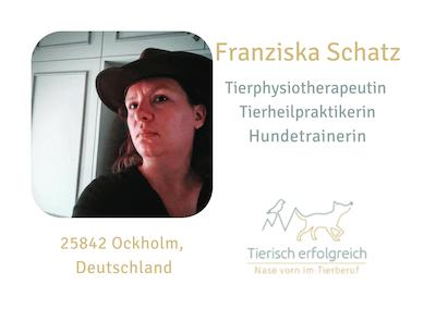 Franziska Schatz - Tierheilpraxis Schatz - Übersicht