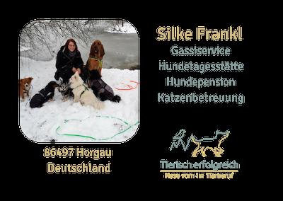 Silke Frankl Silkes Dogservice Übersicht