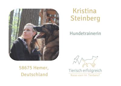 Kristina Steinberg - Canux Hundeschule - Übersicht