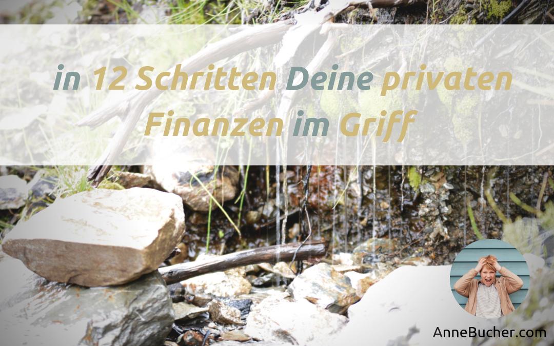 Tierberufe profitabel: In 12 Schritten deine privaten Finanzen im Griff