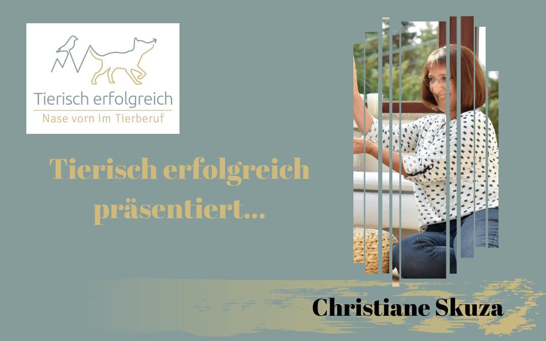 """Das """"Tierisch erfolgreich""""-Katzenprojekt: Vorstellung Christiane Skuza"""